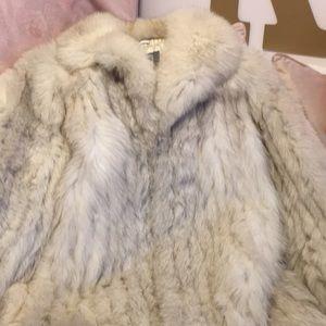 Saga fox jacket grey